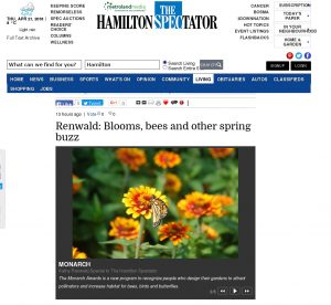 Renwald: Blooms, bees and other spring buzz 2016-04-21 13-51-50.jpg