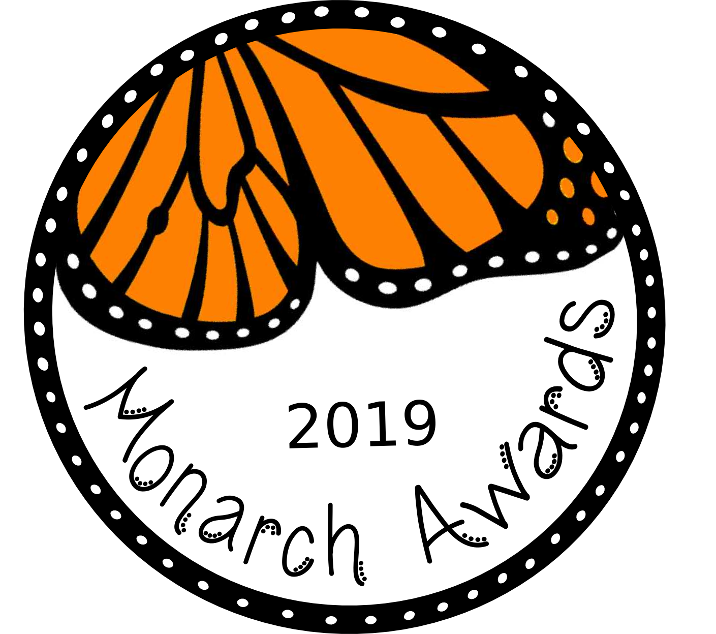 monarch awards logo 2019