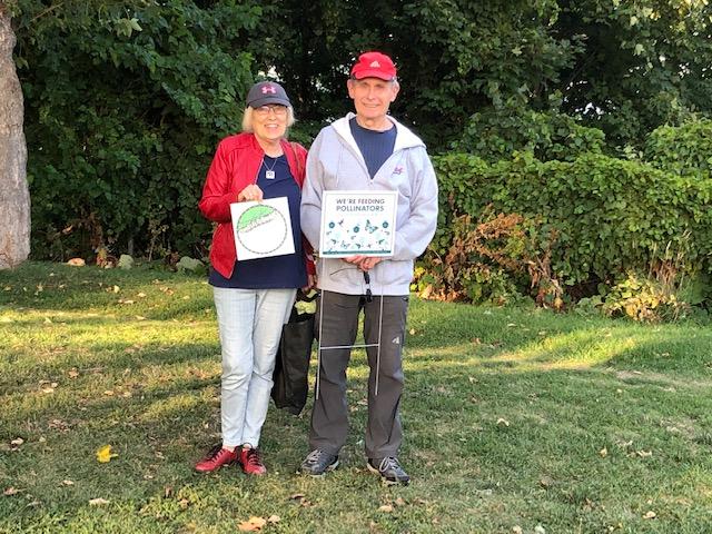 Diane Lebreton and Blair Gerrish Caterpillar Award, 2020