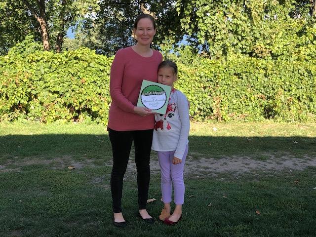 Holly Tasker Monarch Award 2020